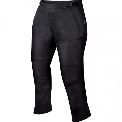 Pantalon textile femme Bering Lady Bartone King Size noir