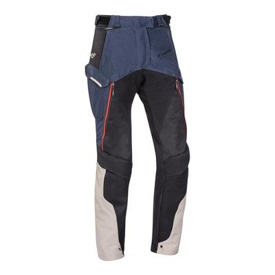 Pantalon textile femme Ixon Eddas grege/navy/noir