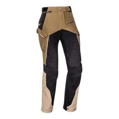 Pantalon textile femme Ixon Eddas sable/marron/noir