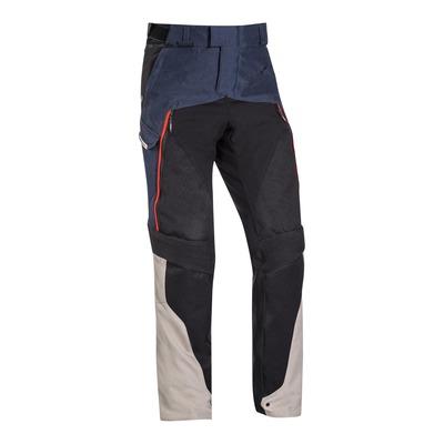 Pantalon textile Ixon Eddas grege/navy/noir
