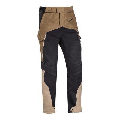 Pantalon textile Ixon Eddas sable/marron/noir