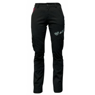 Pantalon Textile IXON Pitlane Pant Noir Femme
