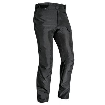 Pantalon textile Ixon SUMMIT 2 SHORT noir