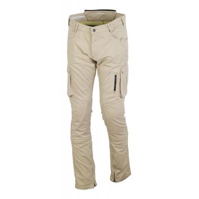 Pantalon textile Macna Transfer beige