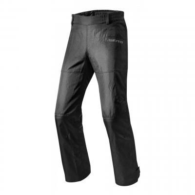 Pantalon textile Rev'it Axis WR (court) noir