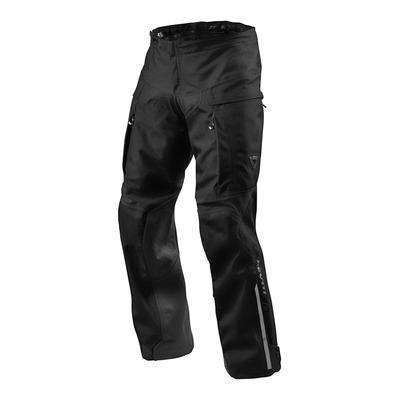 Pantalon textile Rev'it Element H2O (court) noir