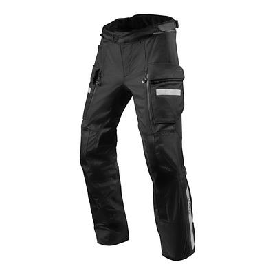Pantalon textile Rev'it Sand 4 H2O (court) noir
