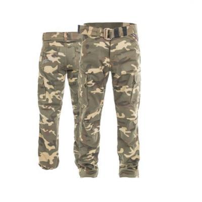 Pantalon textile RST Aramid Cargo camo