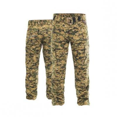 Pantalon textile RST Aramid Cargo vert