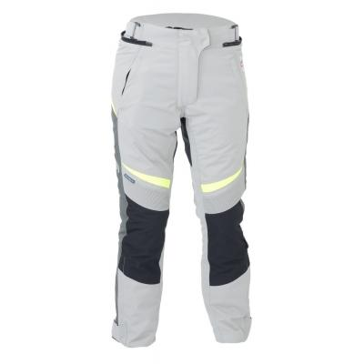 Pantalon textile RST Ladies Gemma gris/jaune fluo