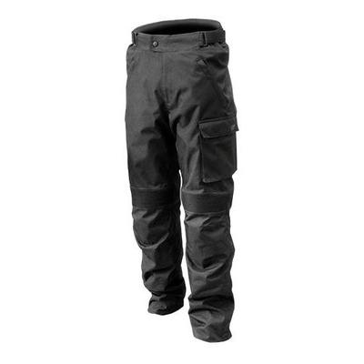 Pantalon textile S-Line winter noir