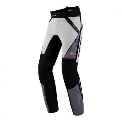 Pantalon textile Spidi GLOBETRACKER noir/gris