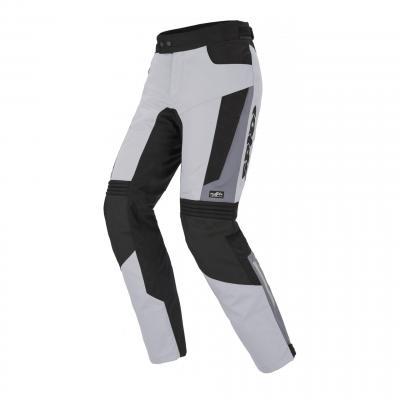 Pantalon textile Spidi H2Out Alpentrophy noir/gris