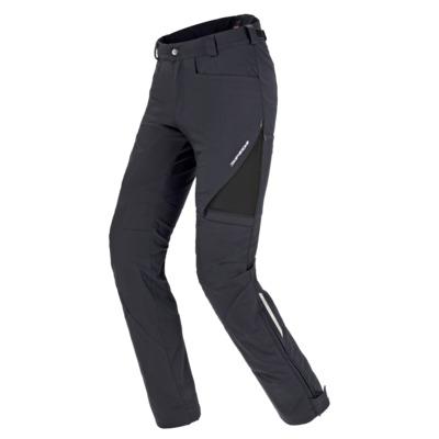 Pantalon textile Spidi Stretch noir