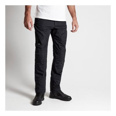 Pantalon textile Spidi Stretch Tex noir