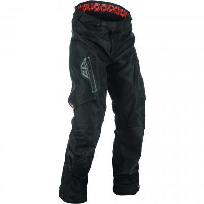 Pantalon tout-terrain Fly Racing Patrol noir
