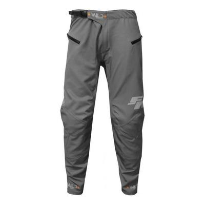 Pantalon vélo FM Nextreme gris