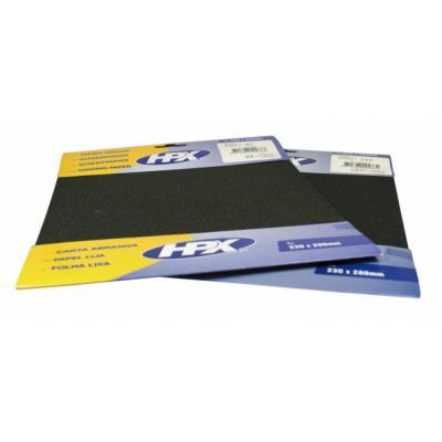 Papier abrasif p240 x 4 HPX M235932