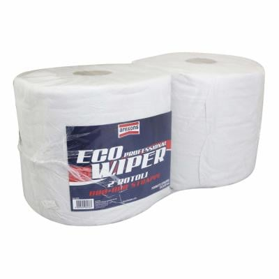 Papier essuie mains Arexons Wipper II Eco 22x24,5 (x2)