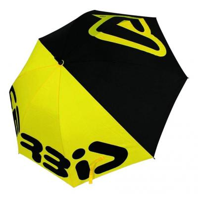 Parapluie Acerbis jaune/noir