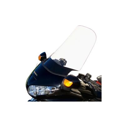 Pare-brise Bullster haute protection 81 cm incolore Honda GL 1800 Goldwing 01-15