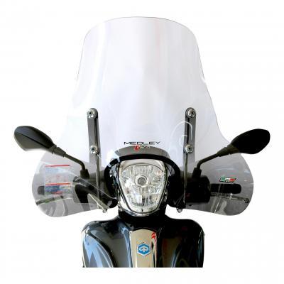 Pare brise Faco transparent Piaggio 125 Medley 16-