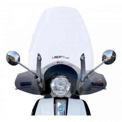 Pare brise Faco transparent Piaggio 50-125 Liberty I-Get 16-