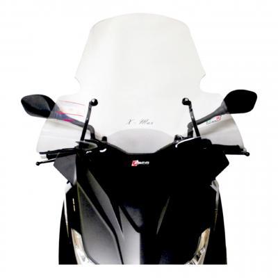 Pare brise Faco transparent Yamaha 125-250-400 Xmax 14-