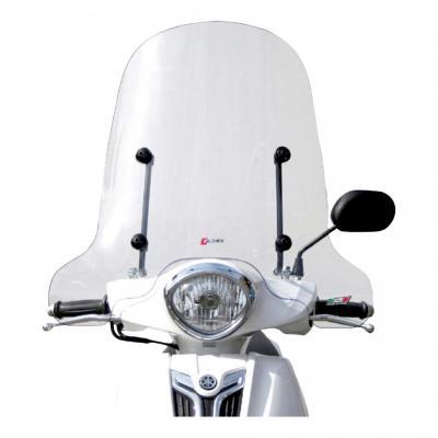 Pare brise Faco transparent Yamaha 125 Delight