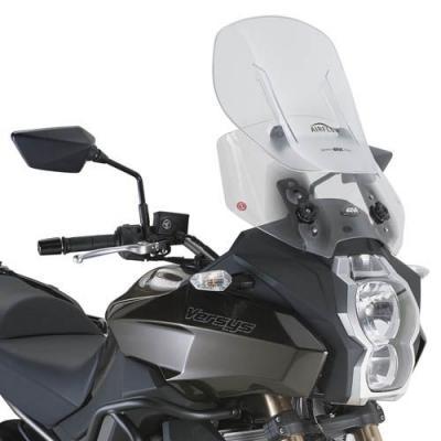 Pare-brise Givi Airflow Kawasaki Versys 650 15-18