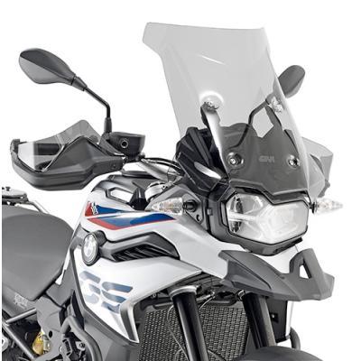 Pare-brise Givi BMW F 750 GS 18-20 fumé