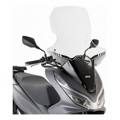 Pare-brise Givi Honda 125 PCX 18-19 incolore