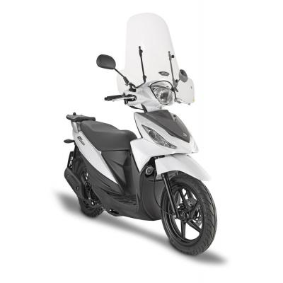 Pare-brise Givi Peugeot TWEET 50-125-150 10-18