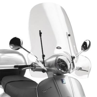 Pare-brise Givi Piaggio Vespa LX 50-125-150 05-14