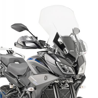 Pare-brise Givi Piaggio Yamaha Tracer 900 GT 2018 clair