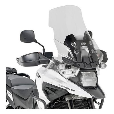 Pare-brise Givi Suzuki 1050 V-Strom 2020 transparent