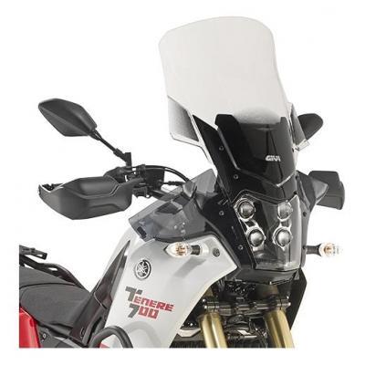 Pare-brise Givi Yamaha 700 Ténéré 2019 incolore