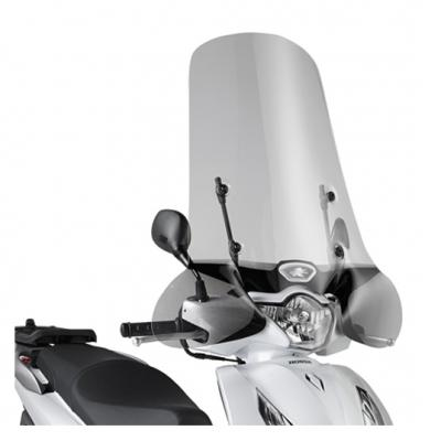 Pare-brise Kappa Honda SH 125i/150i ABS 12-16 transparent