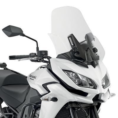 Pare brise Kappa Kawasaki 1000 Versys 15-16 transparent