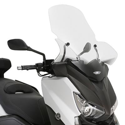Pare-brise Kappa Yamaha 400 X-Max 14-17 transparent