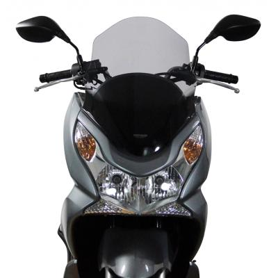 Pare-brise MRA Touring clair Honda PCX 125 10-13