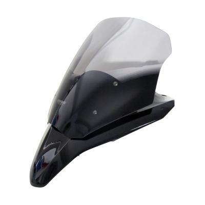 Pare-brise MRA Touring noir Yamaha Tricity 125 14-17