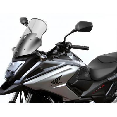 Pare-brise MRA Tourisme noir Honda NC 750 X 14-15