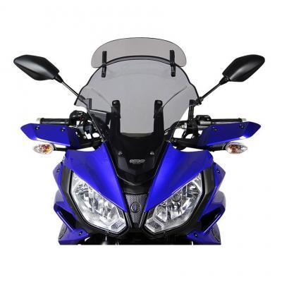 Pare-brise MRA Vario Touring fumé Yamaha MT-07 Tracer 16-18