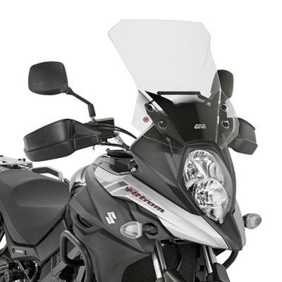 Pare-brise transparent Givi Suzuki DL 650 V-Strom 17-20
