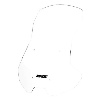Pare-brise WRS Intermédiaire clair Honda X-ADV 750 17-20