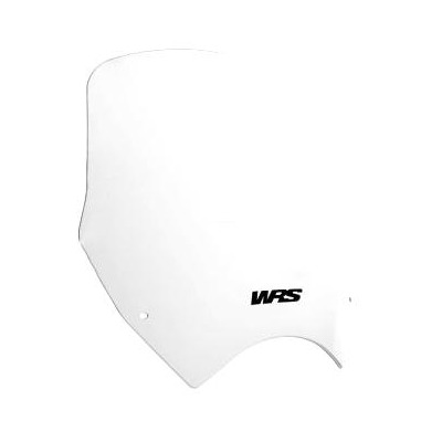 Pare-brise WRS Sport clair Honda XL 700 V Transalp 08-12