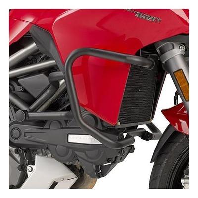 Pare-carter Kappa Ducati 1260 Multistrada 18-20 noir