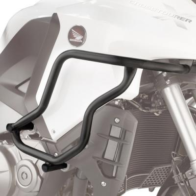 Pare-carter Kappa Honda 1200 Crosstourer 12-18 noir