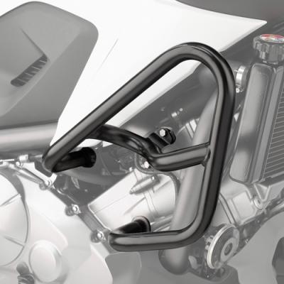 Pare-carter Kappa Honda NC 700X 12-18 noir